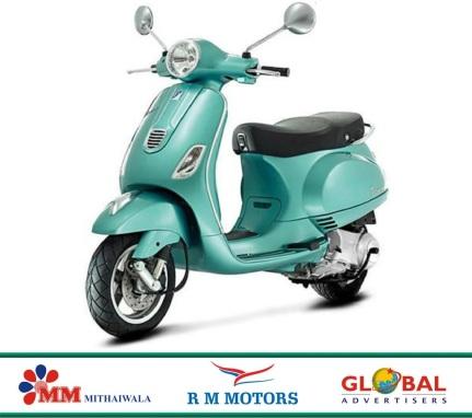 Piaggio Scooter Dealers in Dahisar - R M Motors